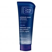 Sabonete Esfoliante Anti - 100g - Cravos Clean & Clear  Esfoliante Facial