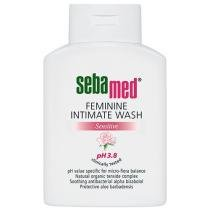 Sabonete Íntimo Feminine Intimate Wash Sensitive - 200 ml - Sebamed