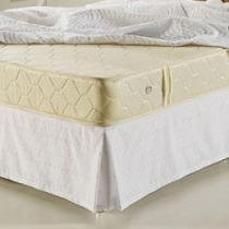 Saia para Cama Box Queen Size 226x233cm