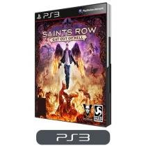Saints Row: Gat Out of Hell para PS3 - Square Enix