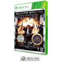 Saints Row IV: National Treasure para Xbox 360 - Square Enix