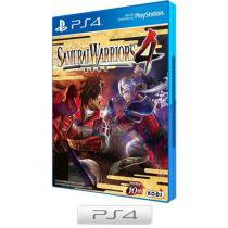 Samurai Warriors 4 para PS4 - Koei