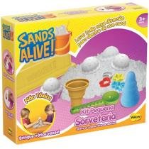 Sands Alive Caixa Sorveteria - Yellow
