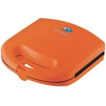 Sanduicheira/Mini Grill Cadence Easy Meal Color - SAN236 750W Antiaderente Dispensa Uso de Óleo