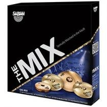 Set de Pratos 4 Unidades Sabian PX 5003