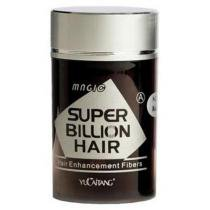 Shampoo para a Calvície Fibra Billion Hair 8g - Castanho Médio - Super Billion Hair
