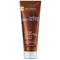 Shampoo para Cabelos Castanhos 250 ml - John Frieda Brilliant Brunette Colour Protecting