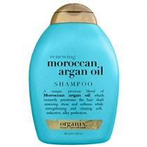 Shampoo para Cabelos Secos e Mistos 385ml - Renewing Moroccan Argan Oil - Organix