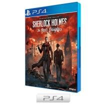 Sherlock Holmes: The Devils Daughter para PS4 - Calisto