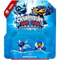 Skylanders Trap Team Mini 2-Pack - Breeze & Pet Vac Activision
