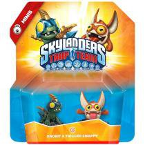 Skylanders Trap Team Mini 2-Pack - Drobit & Trigger Activision