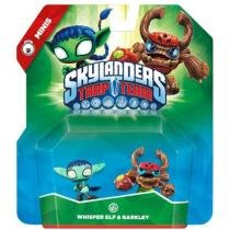 Skylanders Trap Team Mini 2-Pack - Whisper Elf & Barkley