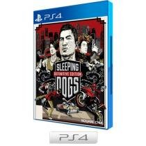 Sleeping Dogs: Definitive Edition para PS4 - Square Enix