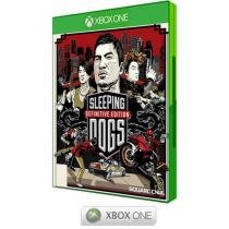 Sleeping Dogs: Definitive Edition para Xbox One - Square Enix