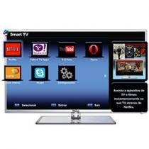 "Smart TV 3D LED 46"" Philco PH46M Full HD 1080p - Conversor Integrado 4 HDMI 1 USB Wi-Fi 120Hz"