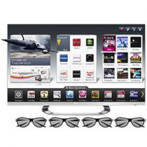 "Smart TV 3D LED 47"" LG Full HD 1080p 47LM6700"