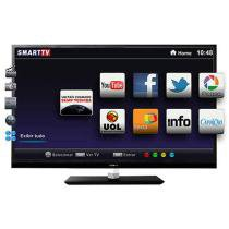 "Smart TV 3D LED 65"" Semp Toshiba 65WL800I3D - Full HD DTVi Conversor 2D Wi-fi HDMI USB Óculos"