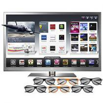 "Smart TV 3D LED 72"" LG LM9500 Full HD 1080p - Conversor Integrado 4 HDMI 3 USB 6 Óculos 3D"