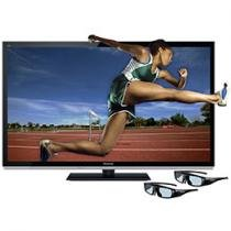 "Smart TV 3D Plasma 50"" Panasonic Full HD P50UT50B - Conversor 2D/3D 2 HDMI 2 USB 1 SD Web Browser"