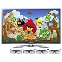 "Smart TV 3D Plasma 51"" Samsung Full HD 1080p"