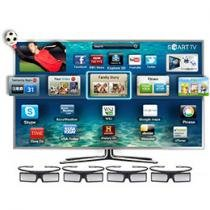 Smart TV 3D Slim LED 50 Samsung Full HD UN50ES6900