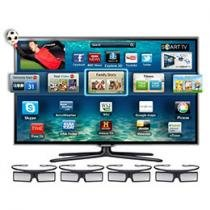 Smart TV 3D Slim LED 55 Samsung Full HD UN55ES6500