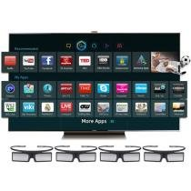 Smart TV 3D Slim LED 75 Samsung Full HD ES9000