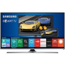 Smart TV Gamer LED 55 Samsung UN55J5500 - Full HD Conversor Integrado 3 HDMI 2 USB Wi-Fi
