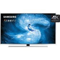 Smart TV Gamer Nano Cristal 4k Ultra HD 3D 65 - Samsung UN65JS8500 4 HDMI 3 USB Wi-Fi