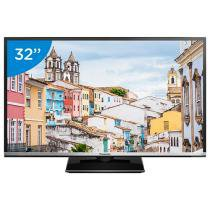 Smart TV LCD LED 32 Panasonic Viera TC-32DS600B - Conversor Integrado 2 HDMI 2 USB Wi-Fi