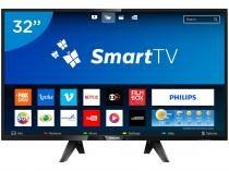 Smart TV LED 32 Philips 32PHG5102 - Conversor Digital 3 HDMI 2 USB