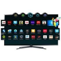 "Smart TV LED 3D 46"" Samsung UN46F6400AGXZD - Full HD Conversor Integrado 4 HDMI 3 USB 2 Óculos"