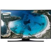 "Smart TV LED 3D 48"" Curva Samsung UN48H6800AGXZD - Full HD 4 HDMI 3 USB Wi-Fi"