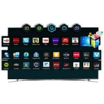 "Smart TV LED 3D 55"" Samsung UN55F8000 Full HD - 1080p Conversor Integrado 4 HDMI 3 USB 4 Óculos 3D"