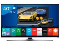Smart TV LED 40 Samsung Full HD Gamer UN40J5500 - Conversor Digital Wi-Fi 3 HDMI 2 USB
