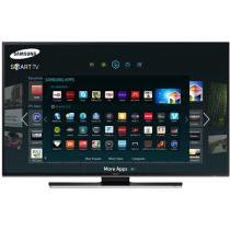 "Smart TV LED 40"" Samsung UN40HU7000G Ultra HD - Conversor Integrado 4 HDMI 3 USB Wi-Fi 240Hz"