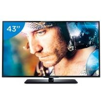 Smart TV LED 43 Philips 43PFG5100/78 Full HD - Conversor Integrado 3 HDMI 2 USB Wi-Fi