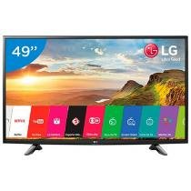 Smart TV LED 49 LG Full HD 49LH5700 - Conversor Digital 2 HDMI 1 USB Wi-Fi