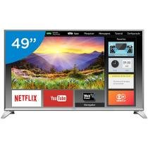 Smart TV LED 49 Panasonic Full HD Viera - TC-49ES630B Conversor Digital Wi-Fi 3HDMi 2 USB
