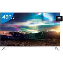 Smart TV LED 49 Samsung 4K Ultra HD - 49KS7000 Conversor Digital 4 HDMI 3 USB