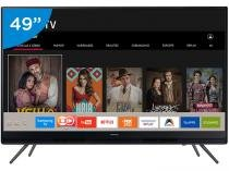 Smart TV LED 49 Samsung Full HD 49K5300 - Conversor Digital 2 HDMI 1 USB Wi-Fi