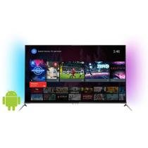 Smart TV LED 4K Ultra HD 3D 55 Philips - 55PUG7100/78 Conversor Digital 4 HDMI 3 USB Wi-Fi