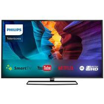 Smart TV LED 4K Ultra HD 40 Philips 3 HDMI - 40PUG6300/78 Conversor Integrado 2 USB Wi-fi