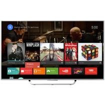 Smart TV LED 4K Ultra HD 49 Sony XBR-49X835C - Conversor Integrado 4 HDMI 3 USB Wi-Fi Android TV