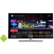 Smart TV LED 4K Ultra HD 55 Philips 55PUG6700/78 - Android Conversor Integrado 4 HDMI 3 USB Wi-Fi