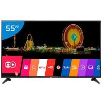 Smart TV LED 55 LG 55LH5750 Full HD - Conversor Integrado 2 HDMI 1 USB Wi-Fi