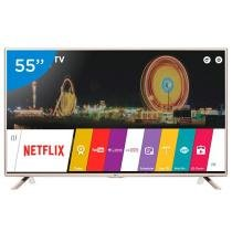 Smart TV LED 55 LG Full HD 55LF5950 WebOs - Conversor Digital Wi-Fi 2 HDMI 2 USB