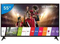 Smart TV LED 55 LG Full HD 55LJ5550 WebOS - Conversor Digital Wi-Fi 2 HDMI 1 USB