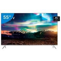 Smart TV LED 55 Samsung 4K/Ultra SUHD 55KS7000 - Conversor Digital Wi-Fi 4 HDMI 3 USB
