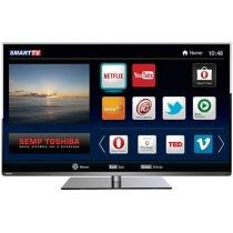 "Smart TV LED 55"" Semp Toshiba 55L5400 Full HD - Conversor Integrado 3 HDMI 2 USB Wi-Fi"